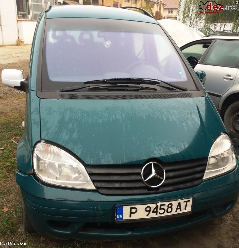 Dezmembrari Mercedes Vaneo 1 7 Cdi 67 Kw 2002 Dezmembrări auto în Iasi, Iasi Dezmembrari