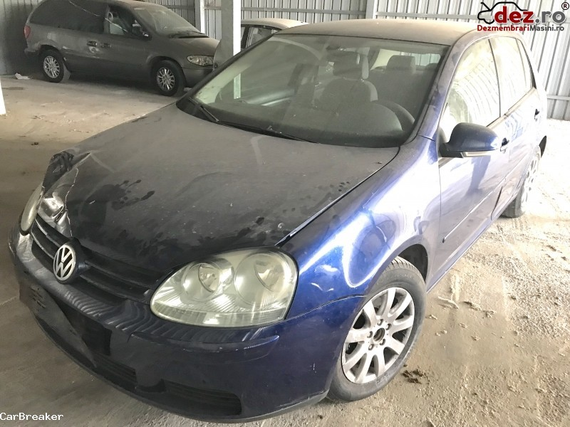 Dezmembrari Volkswagen Golf 5 1 9 Tdi 2003–2009 Dezmembrări auto în Iasi, Iasi Dezmembrari
