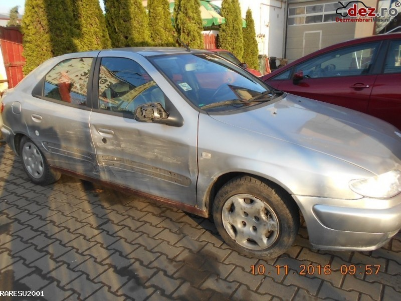 Vand Citroen Saxo    3 Usi     Lovit In Fata    An 2000    Benzina  Mașini avariate în Cluj-Napoca, Cluj Dezmembrari