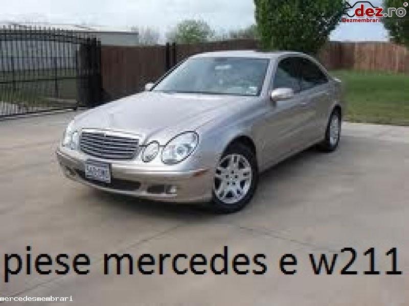 Dezmembrari Mercedes E500 Dezmembrări auto în Bucuresti Sector 4, Ilfov Dezmembrari