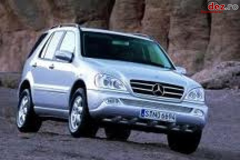 Dezmembrez Mercedes Ml400 W163 Facelift Dezmembrări auto în Bucuresti Sector 4, Ilfov Dezmembrari