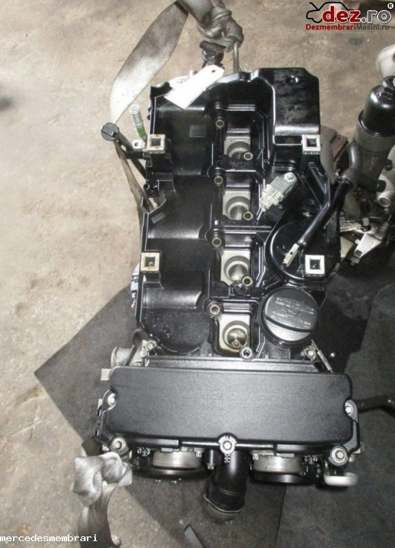 Motor complet Mercedes C 180 2003 cod M271946 Piese auto în Bucuresti Sector 4, Ilfov Dezmembrari