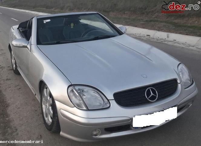 Dezmembrez Mercedes Slk 230 Kompressor R170 Dezmembrări auto în Bucuresti Sector 4, Ilfov Dezmembrari