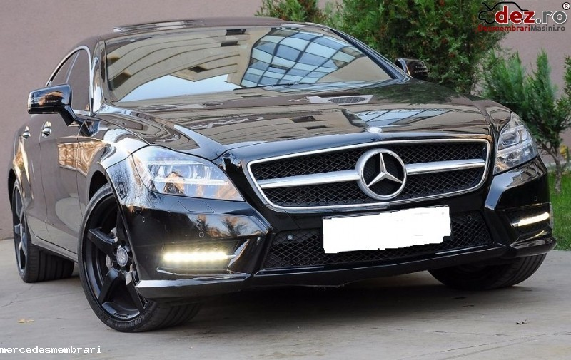Dezmembrez Mercedes Cls W218 Amg Motor 651 Biturbo Dezmembrări auto în Bucuresti Sector 4, Ilfov Dezmembrari