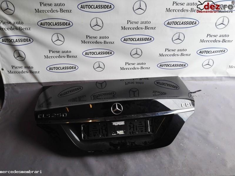 Capota spate Mercedes CLS 250 2014