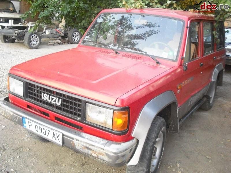 Vand piese isuzu trooper 2600 cm benzina an 1995 toate piesele livrare in... Dezmembrări auto în Popesti-Leordeni, Ilfov Dezmembrari