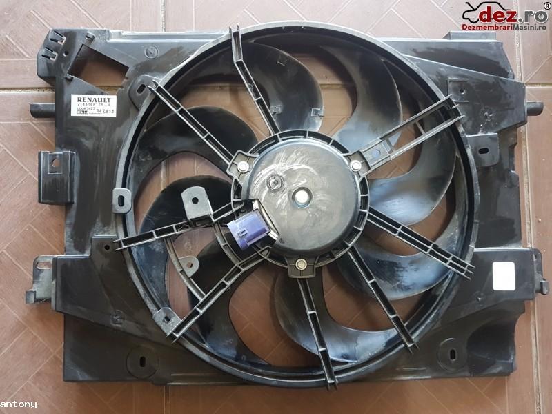 Ventilator radiator Dacia Sandero 2016 cod 214816812R Piese auto în Popesti-Leordeni, Ilfov Dezmembrari