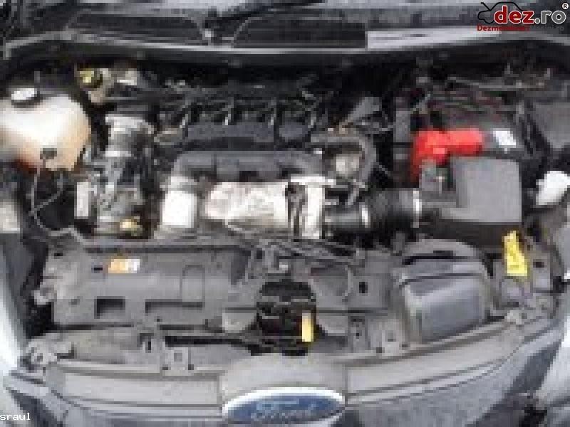 Vindem ambreiaj ford fiesta 1 6tdci an 2008 2012 model in 5 usi motor piese de Dezmembrări auto în Oradea, Bihor Dezmembrari