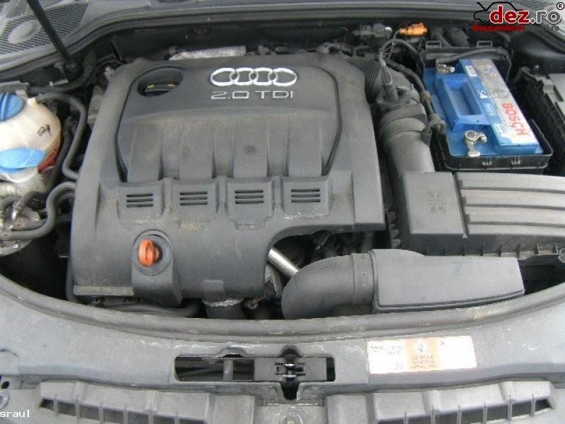 Biele motor audi a3 2  0tdi an de fabricatie 2004    2012 de vanzare cu garantie si  Dezmembrări auto în Oradea, Bihor Dezmembrari