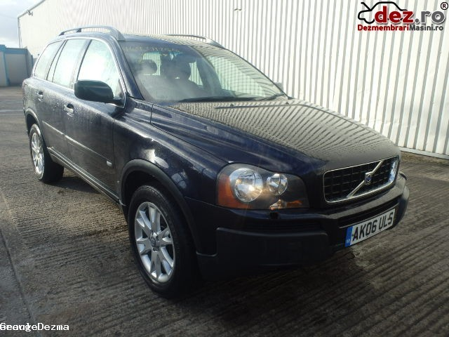 Vand Piese Auto Volvo Xc90 2 4d în Oradea, Bihor Dezmembrari
