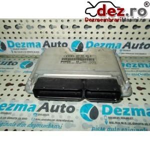 Calculator motor Audi Allroad 4bh, c5 2005 cod 4Z7907401B Piese auto în Oradea, Bihor Dezmembrari