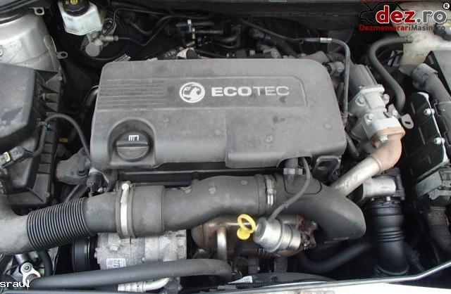 Vand Piese Motor Opel Astra J 1 7cdti An 2014 Dezmembrări auto în Oradea, Bihor Dezmembrari