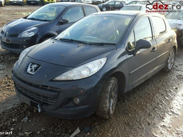 Dezmembrez Peugeot 207 1 6hdi Orice Piesa în Oradea, Bihor Dezmembrari
