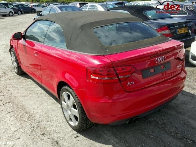 Dezmembrez Audi A3 Cabrio (8p7) 2 0tdi