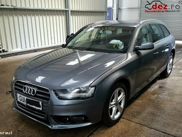 Dezmembrez Audi A4 Avant (8k5 B8) 2 7tdi în Oradea, Bihor Dezmembrari