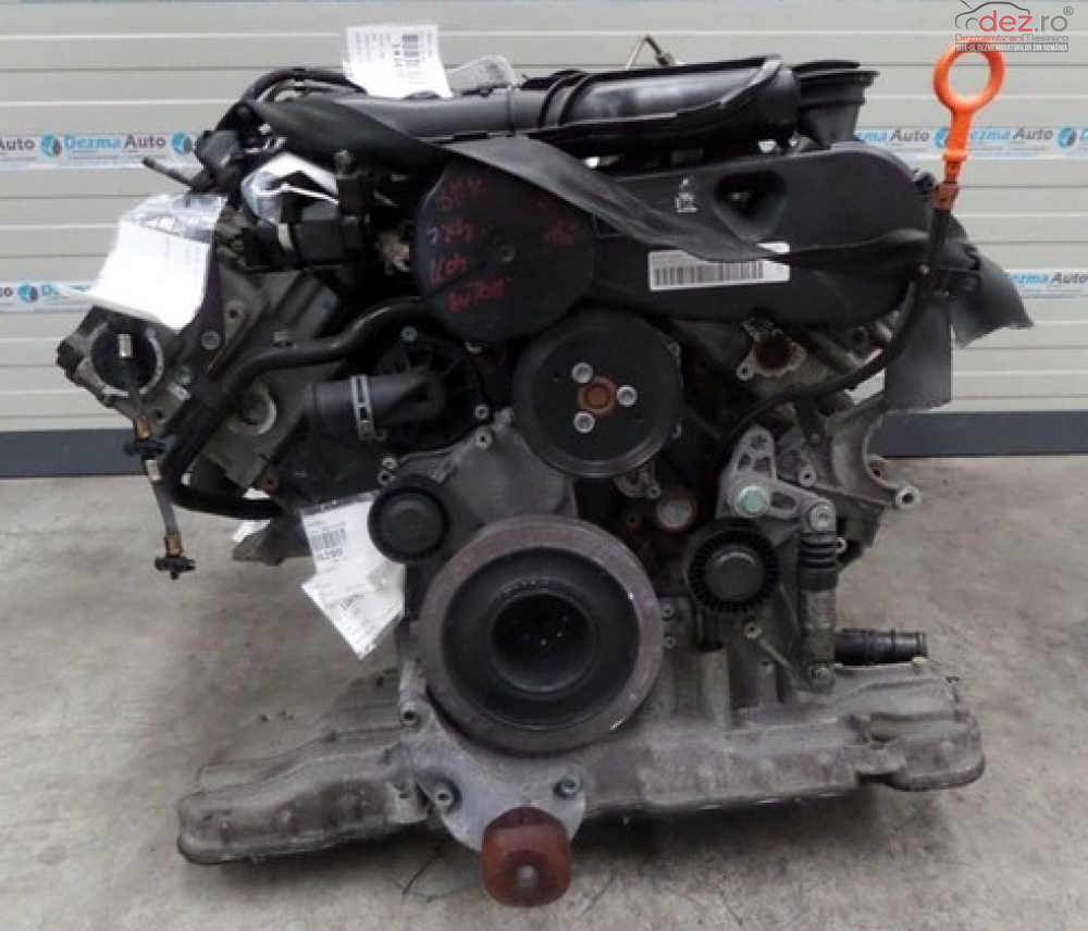 Motor Volkswagen 3 0tdi cod BMK Piese auto în Oradea, Bihor Dezmembrari