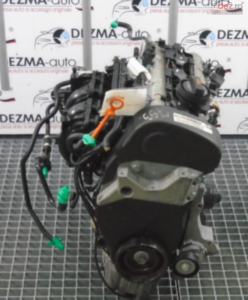 Motor Seat Cordoba Ibiza 1 4b cod BBY Piese auto în Oradea, Bihor Dezmembrari