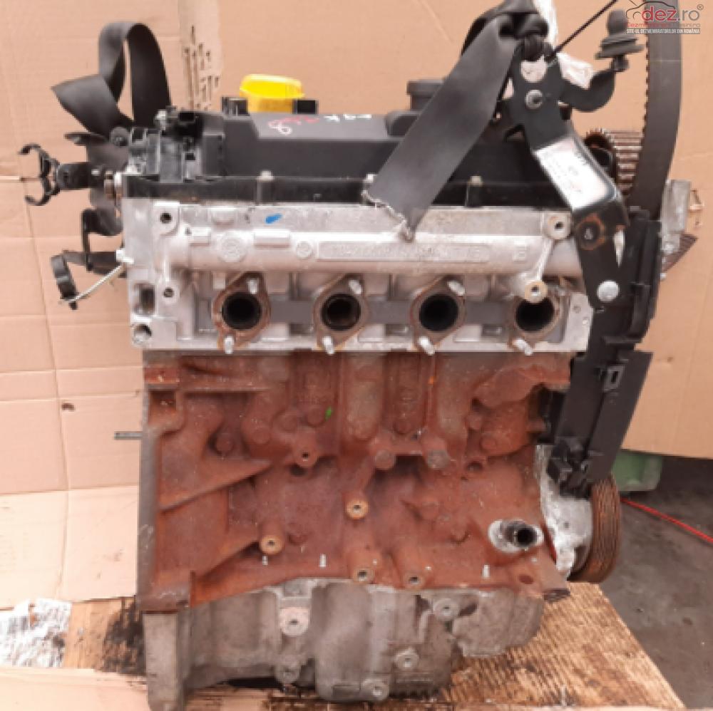 Motor Nissan Nv200 Note 1 5dci cod K9K892 Piese auto în Oradea, Bihor Dezmembrari