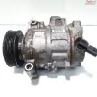 Compresor Clima Audi Q5 (8rb) 2 0 Tdi Cag (id 494324) cod 8K0260805E Piese auto în Oradea, Bihor Dezmembrari