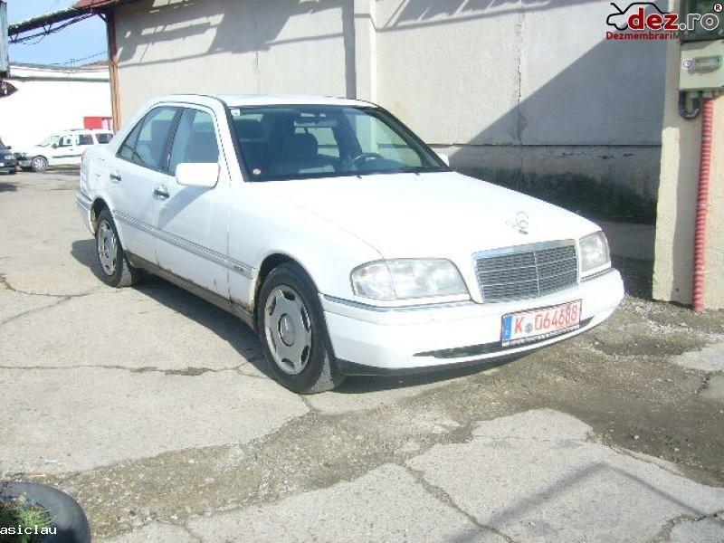 Dezmembrez mercedes c 250 an 1994 trimit piese prin curierat Dezmembrări auto în Resita, Caras-Severin Dezmembrari