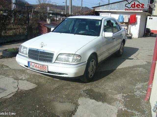 Dezmembrez Orice Piesa De Mercedes C250 Diesel 113 Cp An 1994 Cu Dezmembrări auto în Resita, Caras-Severin Dezmembrari