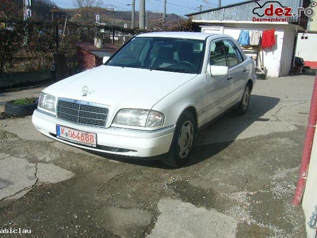 Dezmembrez Orice Piesa De Mercedes C250 Diesel 113 Cp An 1994 Dezmembrări auto în Resita, Caras-Severin Dezmembrari