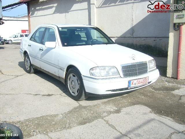 Dezmembrez Mercedes C 250 Diesel113 Cp An 1994 Dezmembrări auto în Resita, Caras-Severin Dezmembrari