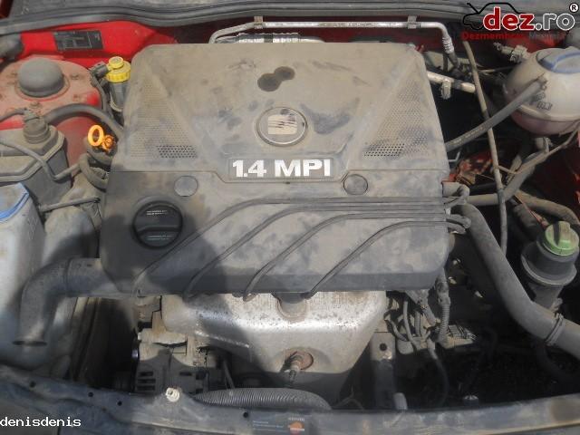 Dezmembrez Seat Ibiza An 2002 1 4 Mpi  Dezmembrări auto în Bucuresti, Bucuresti Dezmembrari
