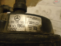 Alternator Mercedes Benz Ml Piese auto în Bucuresti, Bucuresti Dezmembrari