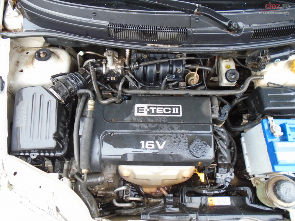 Motor Chevrolet Kalos 1 4 Benzina Piese auto în Bucuresti, Bucuresti Dezmembrari
