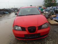 Dezmembram Seat Ibiza 2003 Rosu 1 4b Dezmembrări auto în Bucuresti, Bucuresti Dezmembrari