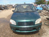 Dezmembram Suzuki Ignis 2002 Verde 1 3b Dezmembrări auto în Bucuresti, Bucuresti Dezmembrari