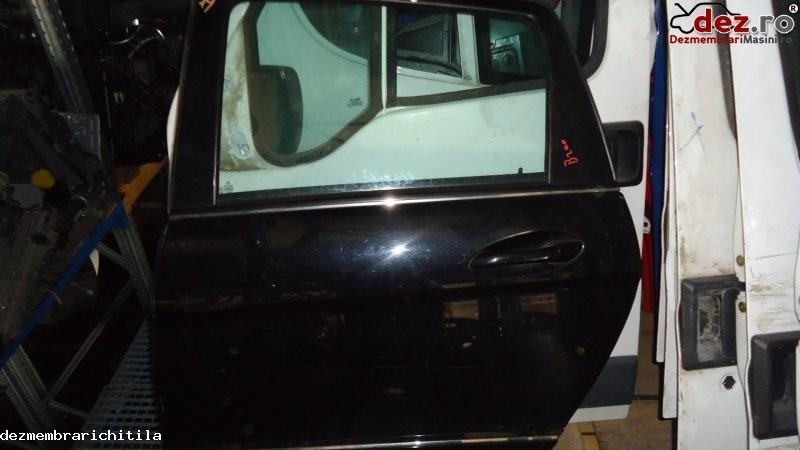 Usa spate, stanga Mercedes B 200 2007 Piese auto în Bucuresti, Bucuresti Dezmembrari