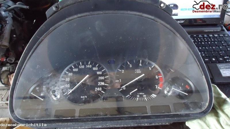 Ceasuri bord BMW 735 1998 cod 62118381790 Piese auto în Bucuresti, Bucuresti Dezmembrari
