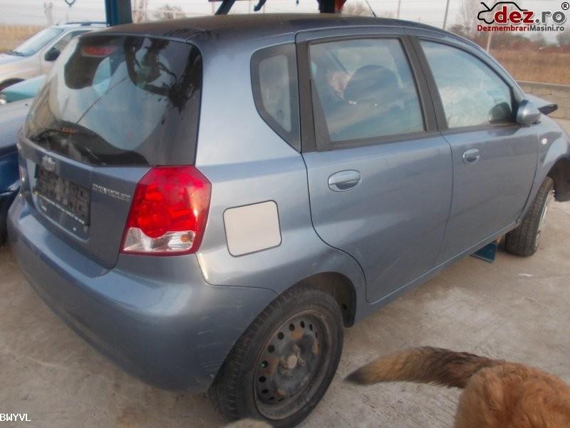 Rezervor combustibil chevrolet aveo 1 2 benzina din dezmembrari piese auto în Horezu, Valcea Dezmembrari