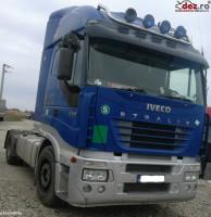 Dezmembrez Iveco Stralis motor Cursor 10 de 430 CP Dezmembrări camioane în Pitesti, Arges Dezmembrari