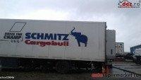 Axe SAF disc. Dezmembrez semiremorcă Schmitz frigorifică, an 2004 Dezmembrări camioane în Pitesti, Arges Dezmembrari