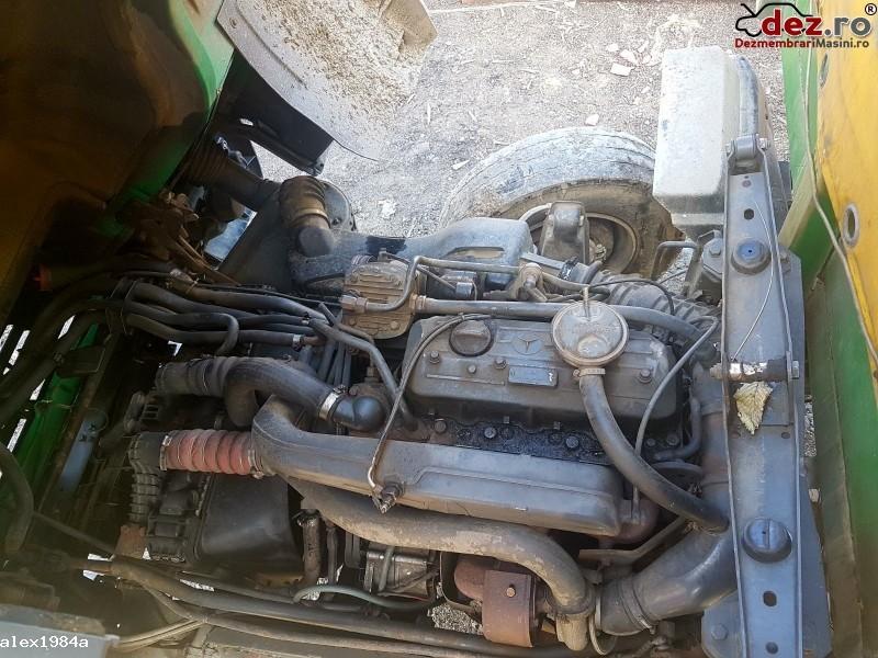 Motor clasic Euro 2 cu turbină Mercedes-Benz Atego 814 Dezmembrări camioane în Pitesti, Arges Dezmembrari