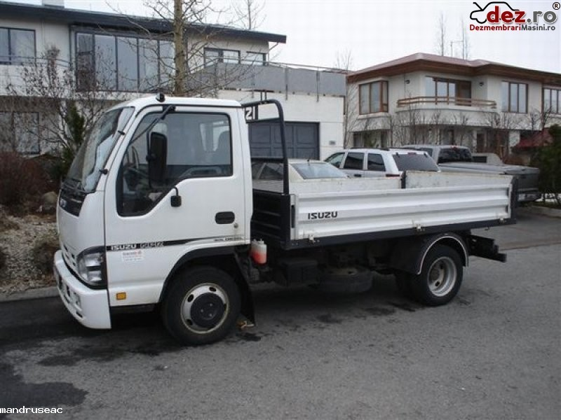 Vand piese pentru isuzu npr 3 0 2007 garantie la montaj Dezmembrări auto în Iasi, Iasi Dezmembrari
