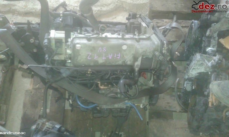 Motor fara subansamble Fiat Punto 2002 Piese auto în Iasi, Iasi Dezmembrari