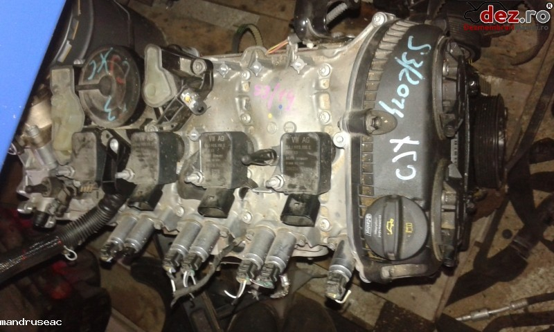 Motor fara subansamble Audi S3 2015 Piese auto în Iasi, Iasi Dezmembrari