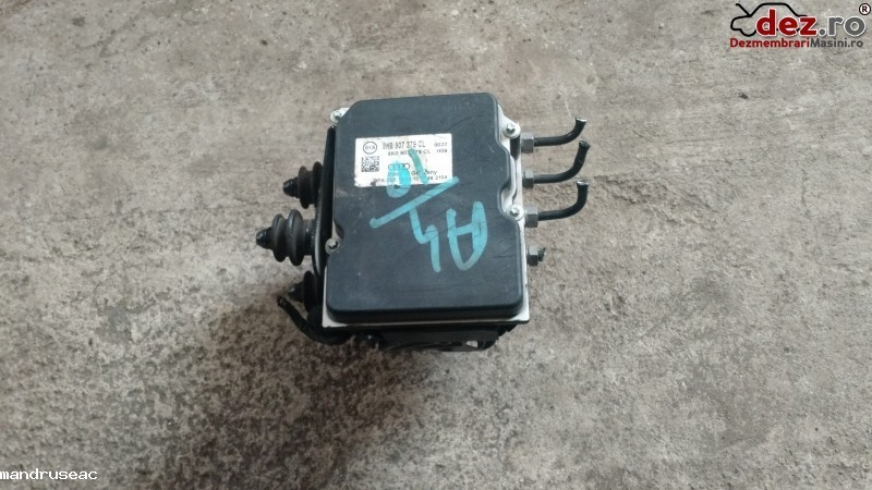 Calculator unitate abs Audi A4 2010 cod 8K0907379CL,8K0