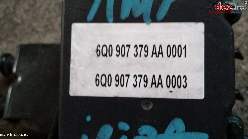 Calculator unitate abs Seat Ibiza 2003 cod 0265231426,6Q06