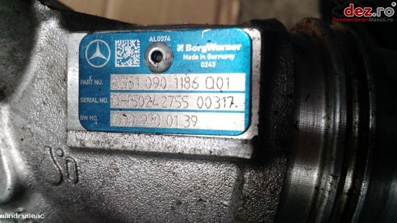 Turbina Mercedes C-Class 2015 cod A6510901186