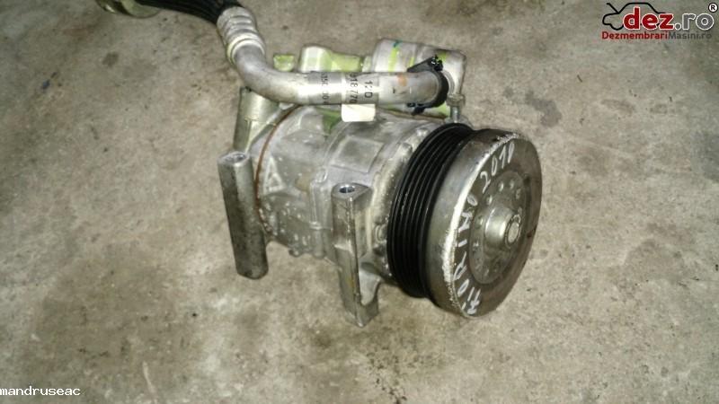 Compresor aer conditionat Fiat Punto 2010 cod 55194880 , 5D3375200 , 447190-2153 , 4471902153