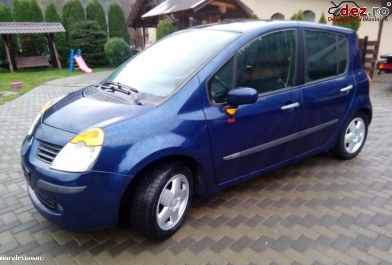 Dezmembrez Renault Modus 1 4 B 2004 Dezmembrări auto în Iasi, Iasi Dezmembrari
