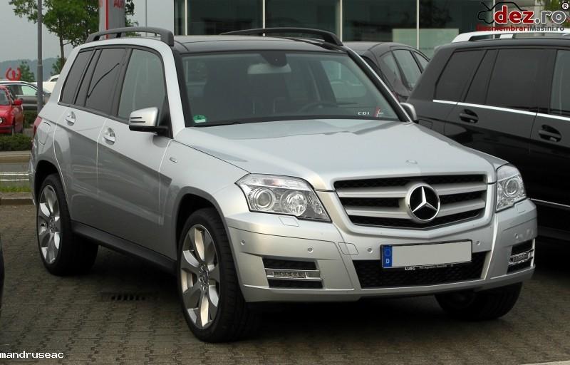 Dezmembrez Mercedes Glk X204 220 Cdi 2010 Dezmembrări auto în Iasi, Iasi Dezmembrari