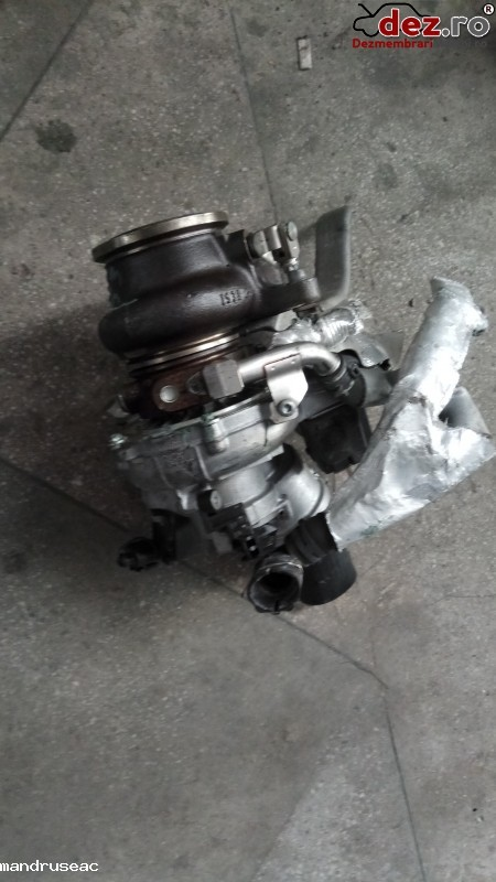 Turbina Audi S3 2014 Piese auto în Iasi, Iasi Dezmembrari