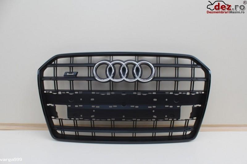 Grila radiator Audi S6 2016 Piese auto în Zalau, Salaj Dezmembrari