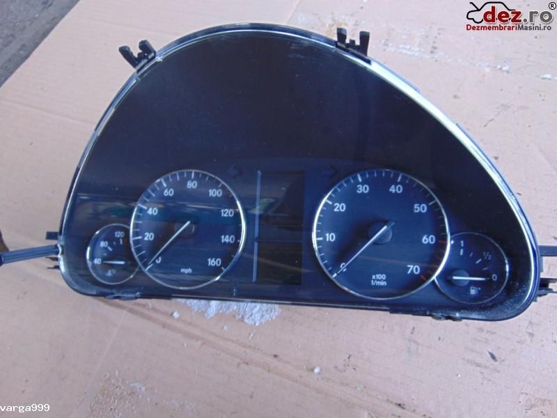 Ceasuri bord Mercedes CE-Class 2012 Piese auto în Zalau, Salaj Dezmembrari